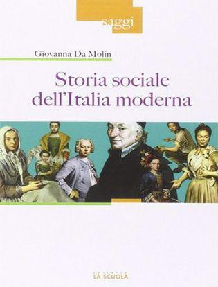 Immagine di Storia sociale dell'Italia moderna