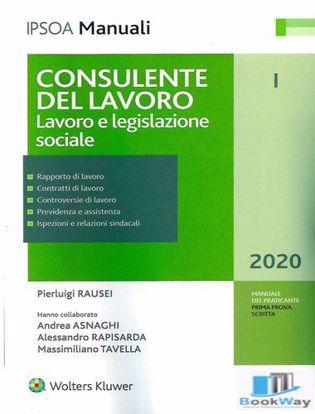 Immagine di Consulente del lavoro. Vol. 1