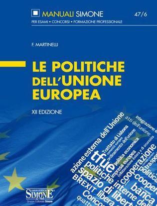 Immagine di N. 47/6 Le politiche dell'Unione Europea.