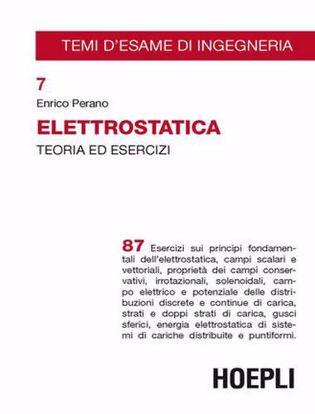 Immagine di Elettrostatica. Teoria ed esercizi