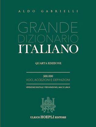 Immagine di Grande dizionario italiano