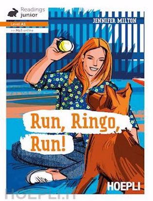 Immagine di Run; Ringo; run!. Con espansione online