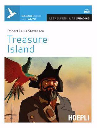 Immagine di Treasure island. Level A1-A2. Con File audio per il download