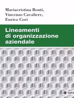 Immagine di Lineamenti di organizzazione aziendale