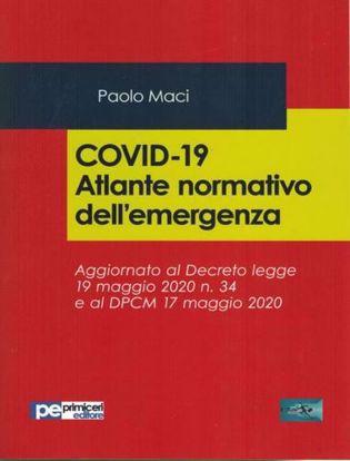 Immagine di Covid-19. Atlante normativo dell'emergenza