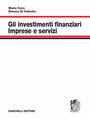 Immagine di Gli investimenti finanziari. Imprese e servizi