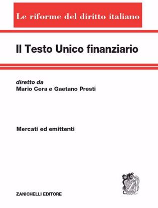 Immagine di Il testo unico finanziario. Vol. 2