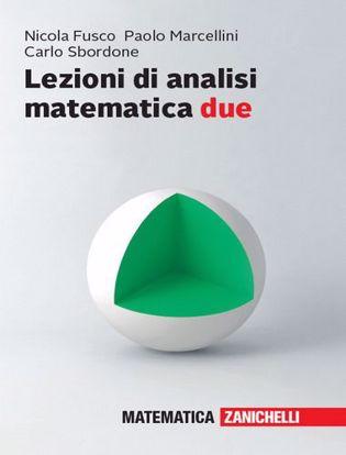 Immagine di Lezioni di Analisi matematica due