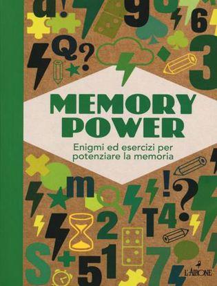 Immagine di Memory Power. Enigmi ed esercizi per potenziare la mente