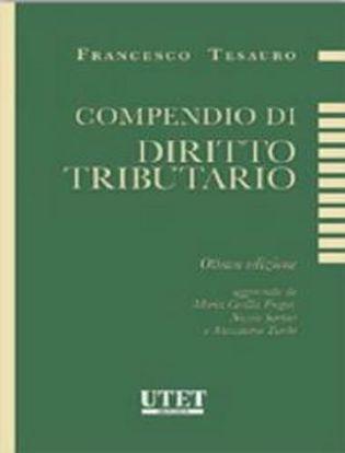 Immagine di Compendio di diritto tributario.