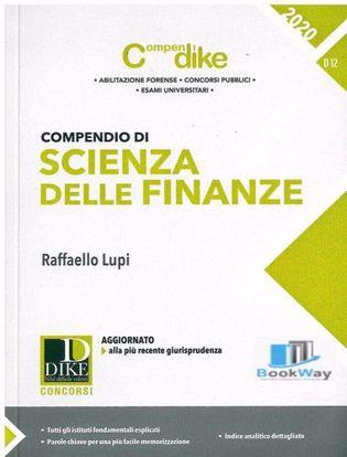 Immagine di Compendio di scienza delle finanze.