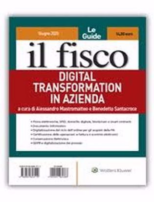 Immagine di Digital transformation in azienda.