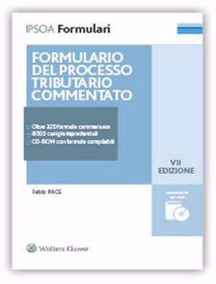 Immagine di Formulario del processo tributario commentato.