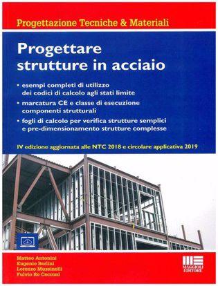 Immagine di Progettare strutture in acciaio.