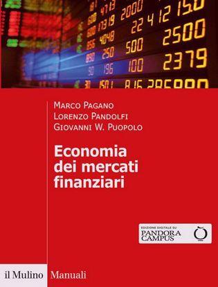 Immagine di Economia dei mercati finanziari.