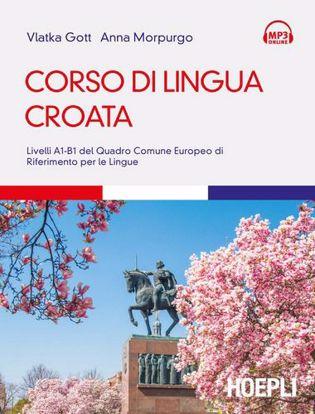 Immagine di Corso di lingua croata. Livelli A1-B1 del Quadro Comune Europeo di riferimento per le lingue.