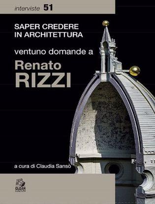 Immagine di Ventuno domande a Renato Rizzi.