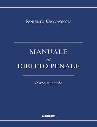 Immagine di Manuale di diritto penale PG.