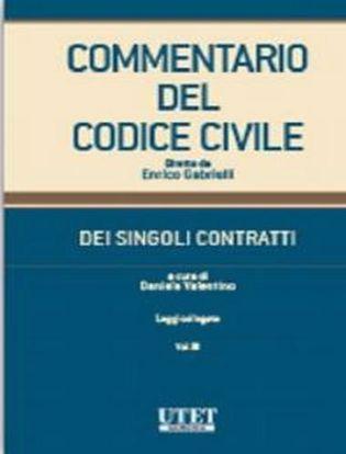 Immagine di Commentario del Codice civile. Dei singoli contratti. Vol. 3: Leggi collegate.