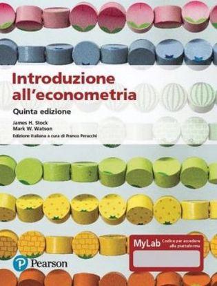 Immagine di Introduzione all'econometria. Ediz. MyLab. Con Contenuto digitale per accesso on line