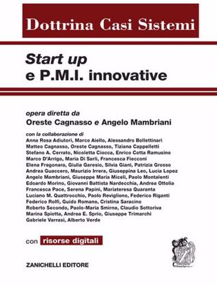 Immagine di Start up e P.M.I. innovative. Con e-book