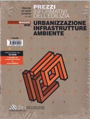 Immagine di Prezzario – Urbanizzazione Infrastrutture Ambiente – maggio 2020.
