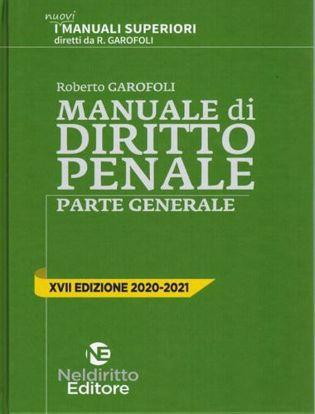 Immagine di Manuale superiore di diritto penale. Parte generale 2020/2021