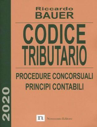 Immagine di Codice tributario. Procedure concorsuali. Principi contabili