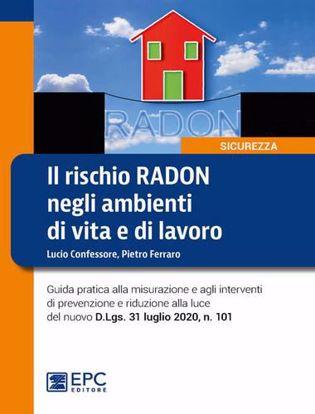 Immagine di Il rischio radon negli ambienti di vita e di lavoro. Guida pratica alla misurazione e agli interventi di prevenzione e riduzione alla luce del nuovo D.Lgs. 31 luglio 2020, n. 101