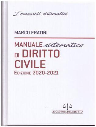 Immagine di Manuale sistematico di diritto civile. Edizione 2020 - 2021