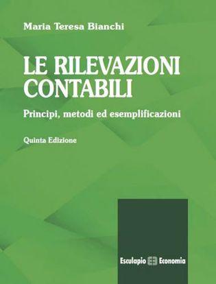 Immagine di Le rilevazioni contabili. Principi, metodi ed esemplificazioni