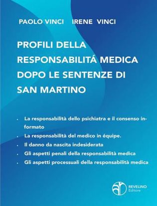 Immagine di Profili della responsabilità medica dopo le sentenze di San Martino