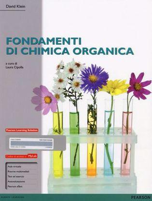 Immagine di Fondamenti di chimica organica