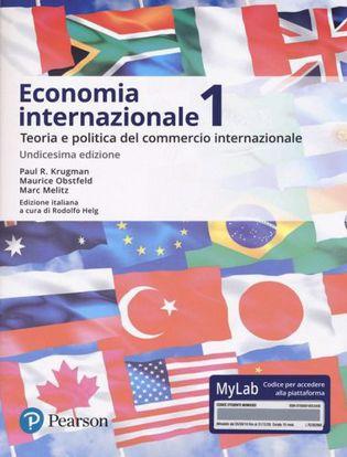 Immagine di Economia internazionale 1