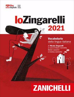 Immagine di Lo Zingarelli 2021. Vocabolario della lingua italiana. Versione plus. Con Contenuto digitale (fornito elettronicamente)