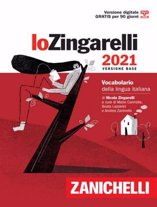 Immagine di Lo Zingarelli 2021. Vocabolario della lingua italiana. Versione base. Con Contenuto digitale (fornito elettronicamente)