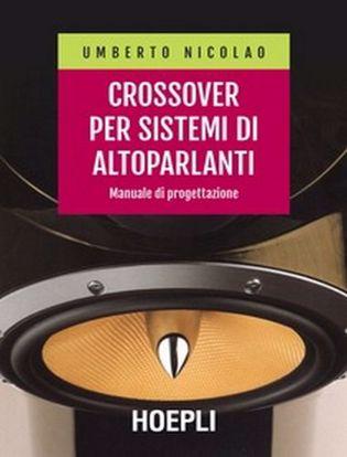Immagine di Crossover per sistemi di altoparlanti. Manuale di progettazione