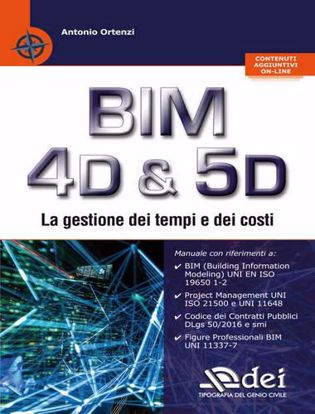 Immagine di BIM 4D & 5D. La gestione dei tempi e dei costi