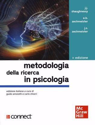 Immagine di Metodologia della ricerca in psicologia. Con Contenuto digitale per accesso on line