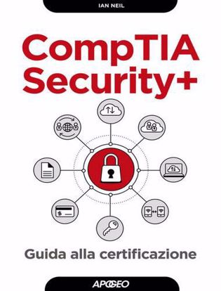 Immagine di CompTIA security+. Guida alla certificazione