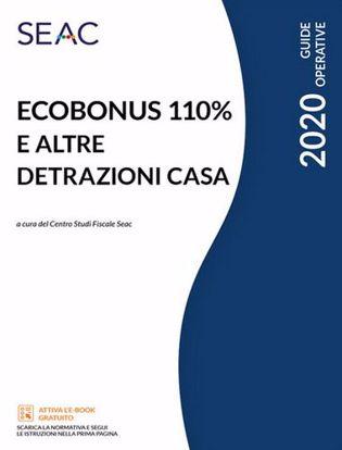 Immagine di Ecobonus 110% e altre detrazioni casa