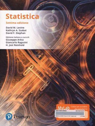 Immagine di Statistica. Ediz. Mylab. Con Contenuto digitale per accesso on line