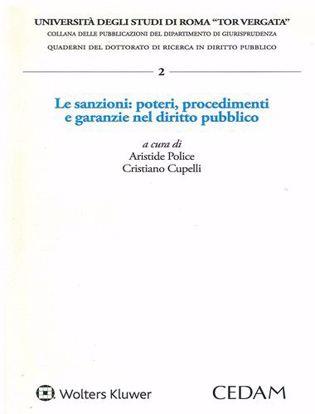 Immagine di Le sanzioni: poteri, procedimenti e garanzie nel dirtto pubblico