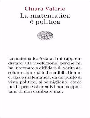 Immagine di La matematica è politica