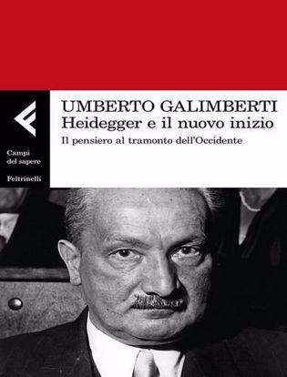 Immagine di Heidegger e il nuovo inizio. Il pensiero al tramonto dell'Occidente