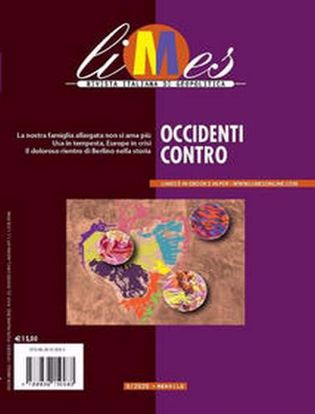 Immagine di Limes. Rivista italiana di geopolitica (2020). Vol. 9: Occidenti contro