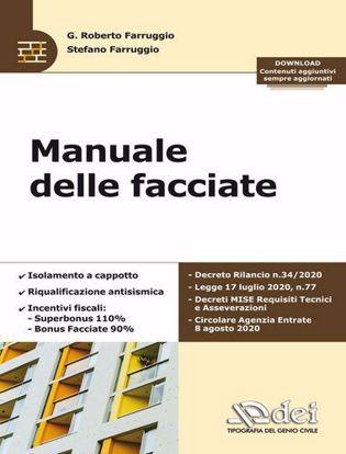 Immagine di Manuale delle facciate