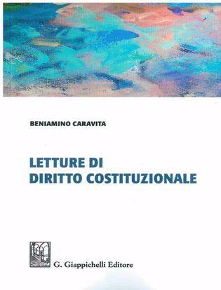 Immagine di Letture di diritto costituzionale
