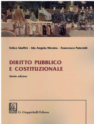 Immagine di Diritto pubblico e costituzionale