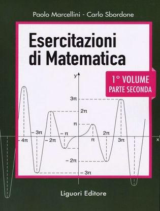 Immagine di Esercitazioni di matematica. Vol. 1\2